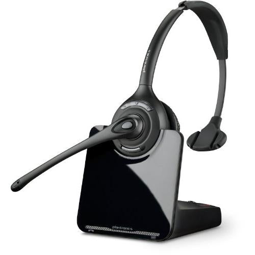 Plantronics 88284-01 Wireless Headset - 900 MHz, Black