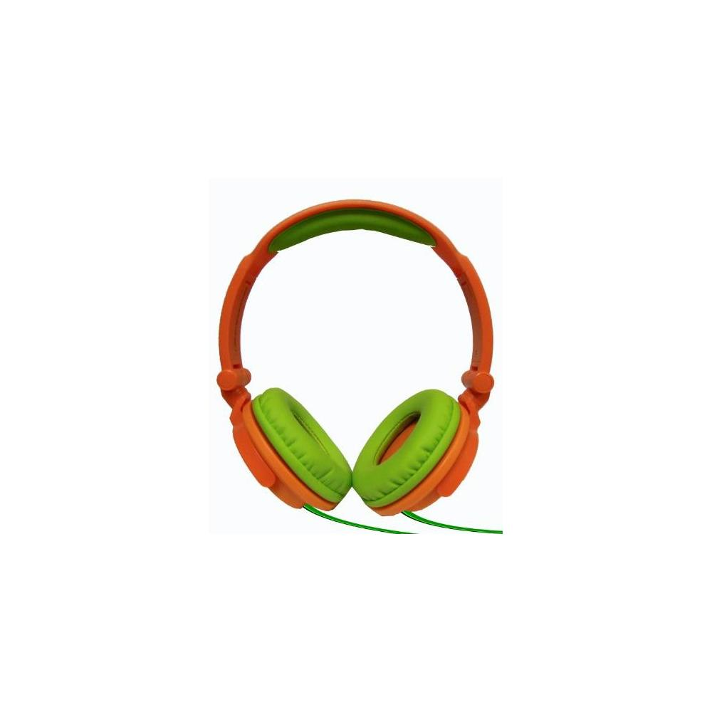 Maxell 190803 Maxell Cut the Rope Headphone, Orange