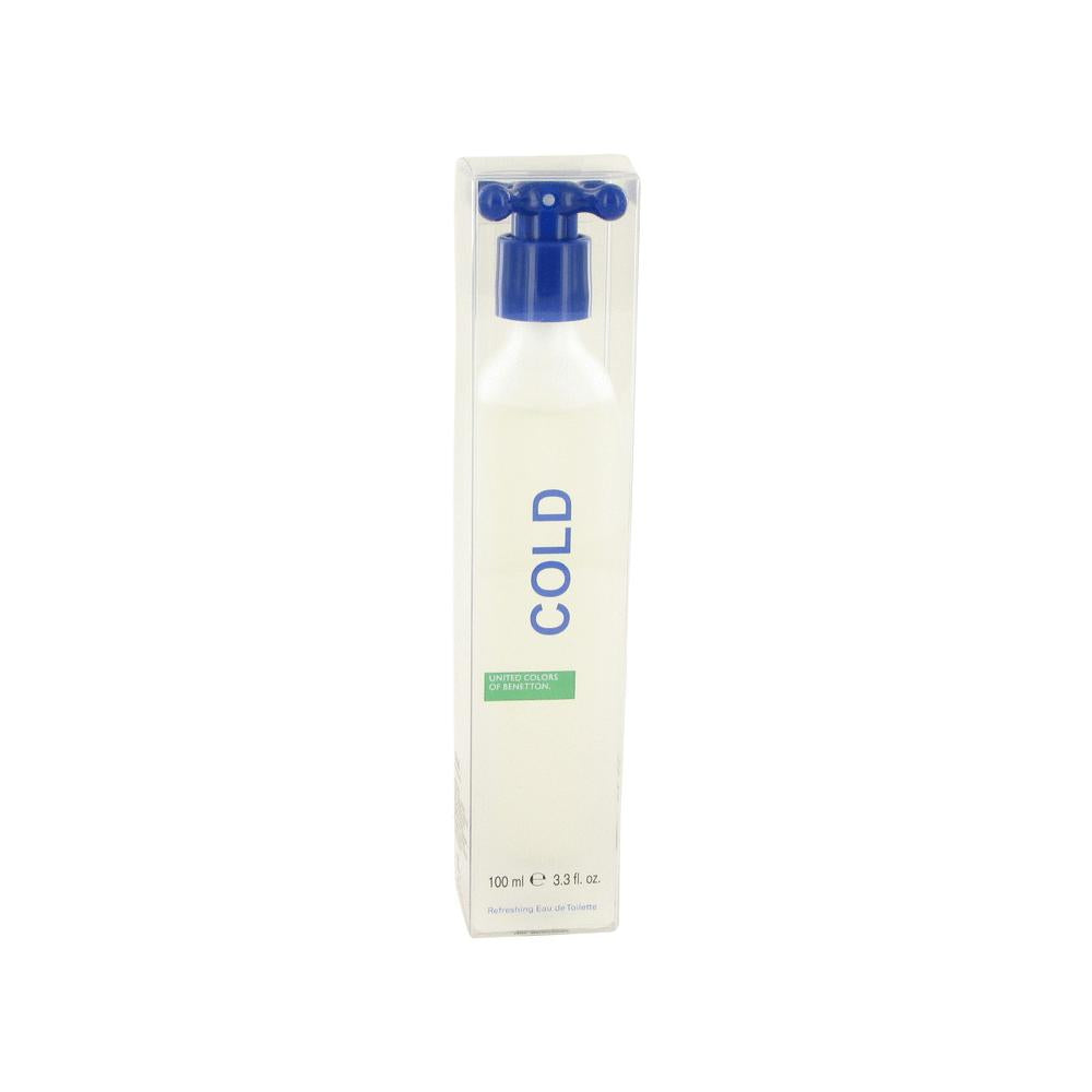 COLD de Benetton Eau De Toilette Spray 100 ml/3.4 oz Unisex