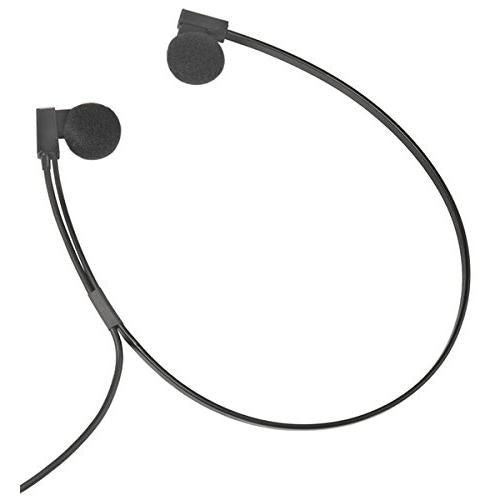 FlexFone Lightweight Transcription Headset with Volume control FLX-10 3.5mm - FLX-10