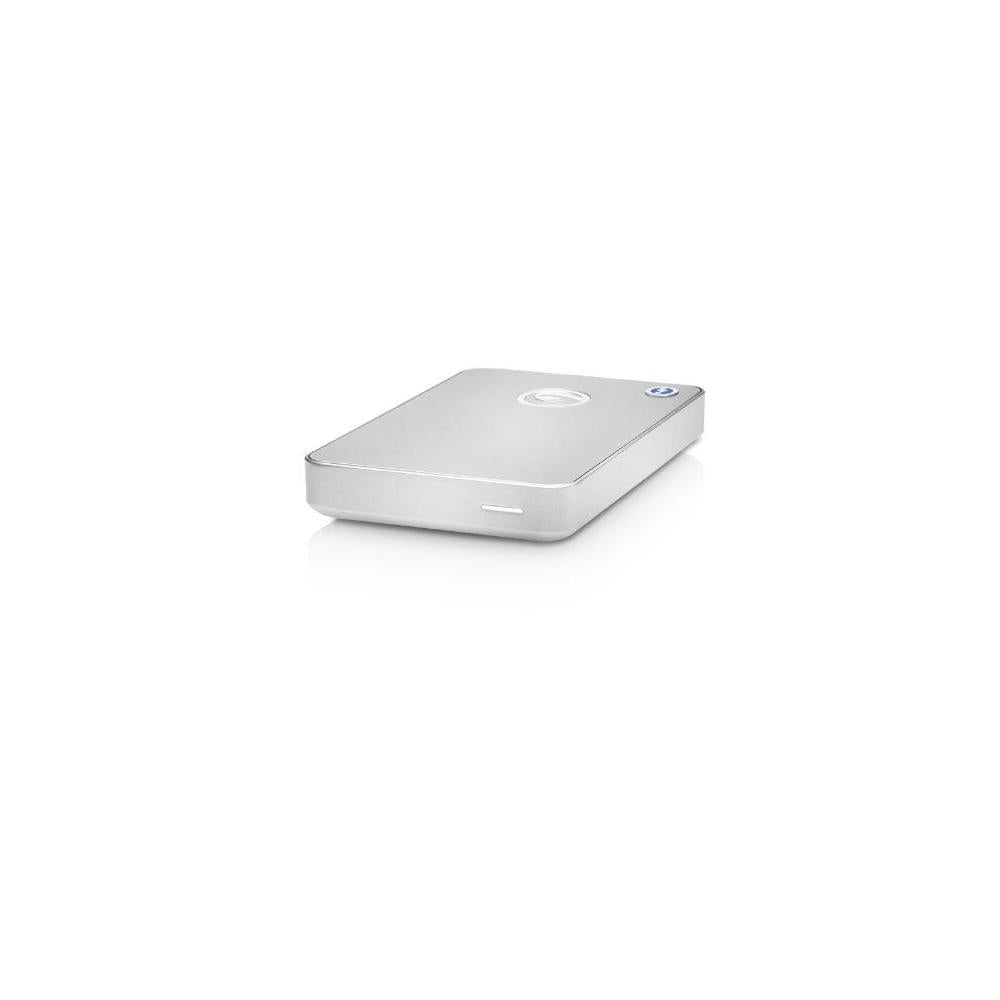 G-Technology G-DRIVE mobile with Thunderbolt Portable Hard Drive 1TB (Thunderbolt, USB 3.0, 7200RPM) (0G03040)