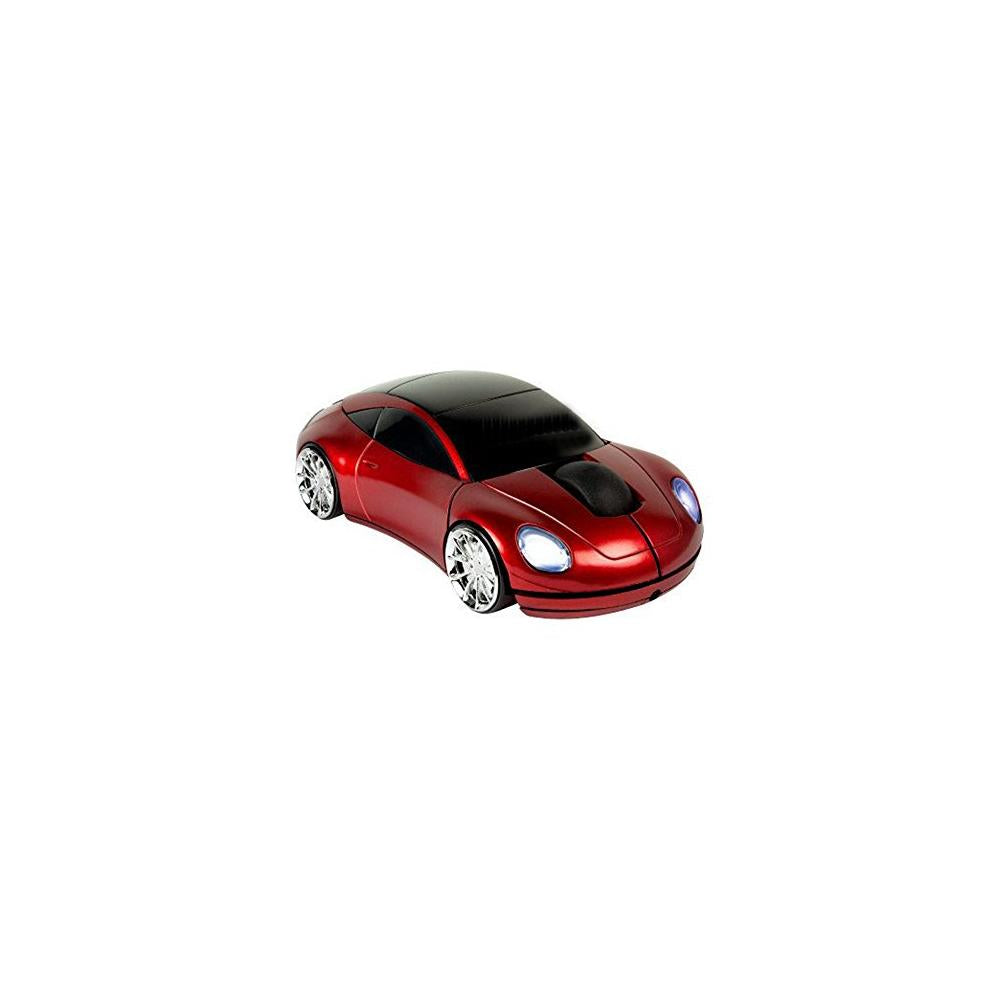 Sports Car Mouse 2.4 GHZ Wireless Optical Mouse