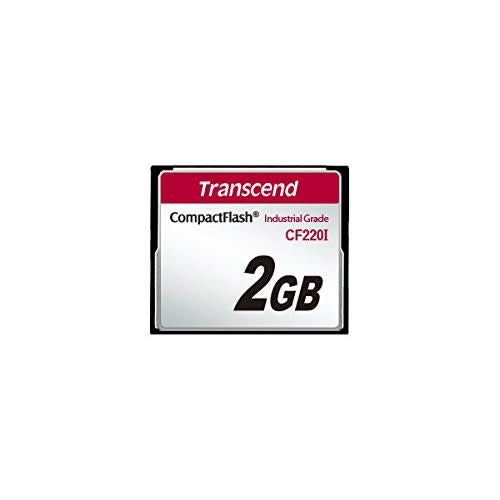 TRANSCEND INFORMATION TS2GCF220I 2GB Industrial Cf Card (UDMA5)