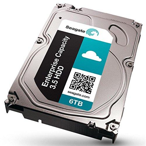 "Seagate ST6000NM0024 6 TB 3.5"" Internal Hard Drive - SATA - 7200 rpm - 128 MB Buffer - 1 Pack - Bare"
