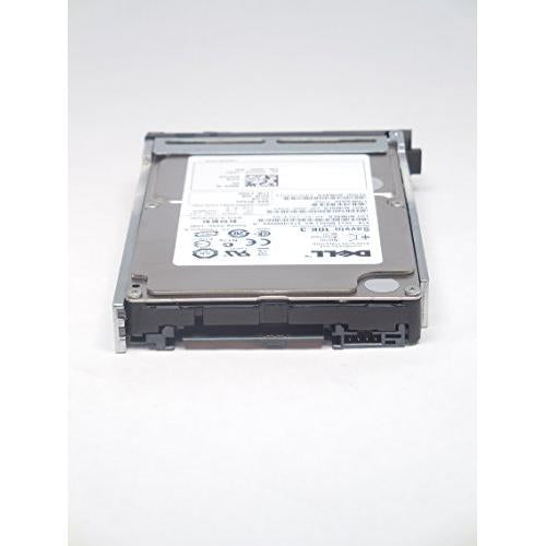"DELL 1.8TB 10K SAS 2.5"" 6Gbps HARD DRIVE With G176J TRAY/CADDIE COMPATIBLE WITH DELL POWEREDGE SERVERS R630 R730 R730XD R715 T630 T610 T710 R610 R815 R810 R710 M710 M610 M910 M610x Blade"