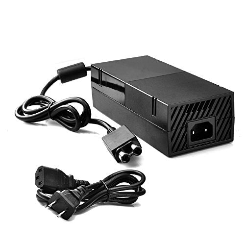 Microsoft Original OEM AC Adapter Power Supply for Xbox One Charger Kit with Wall Cable