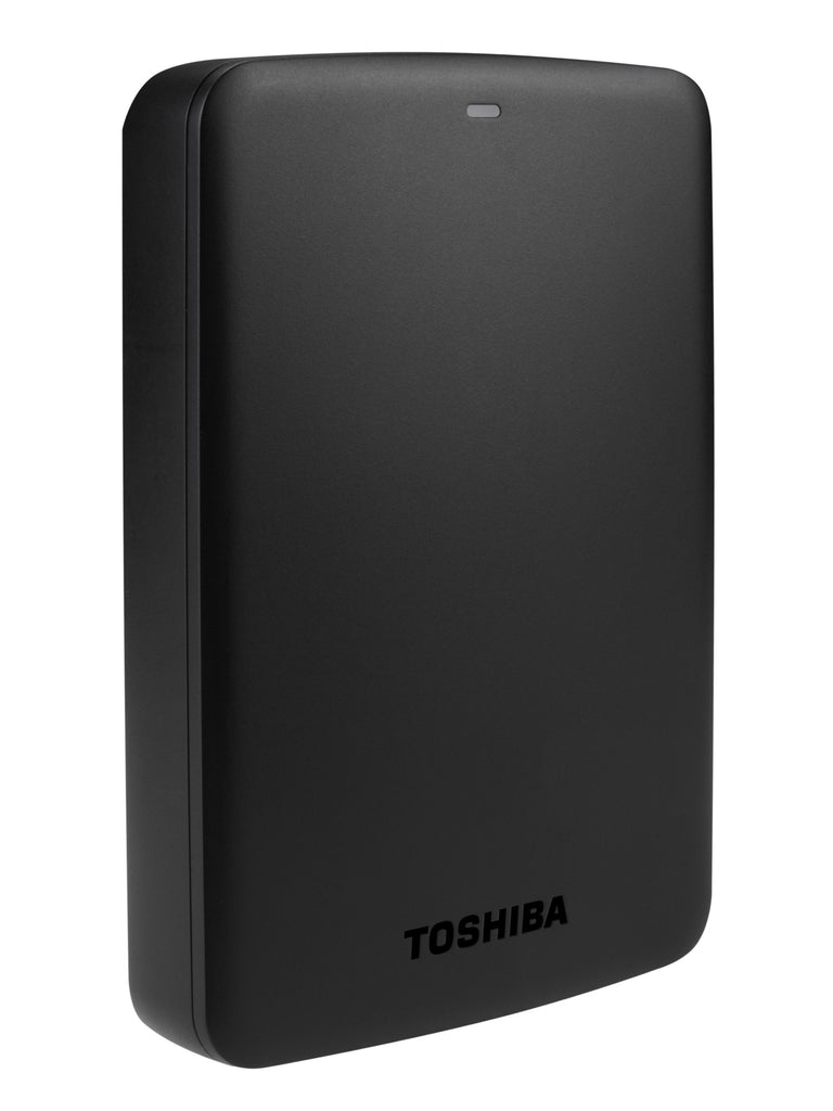 "Toshiba HDTB310EK3AA 1TB Canvio Basics USB 3.0 2.5"" Ext HDD - Black"