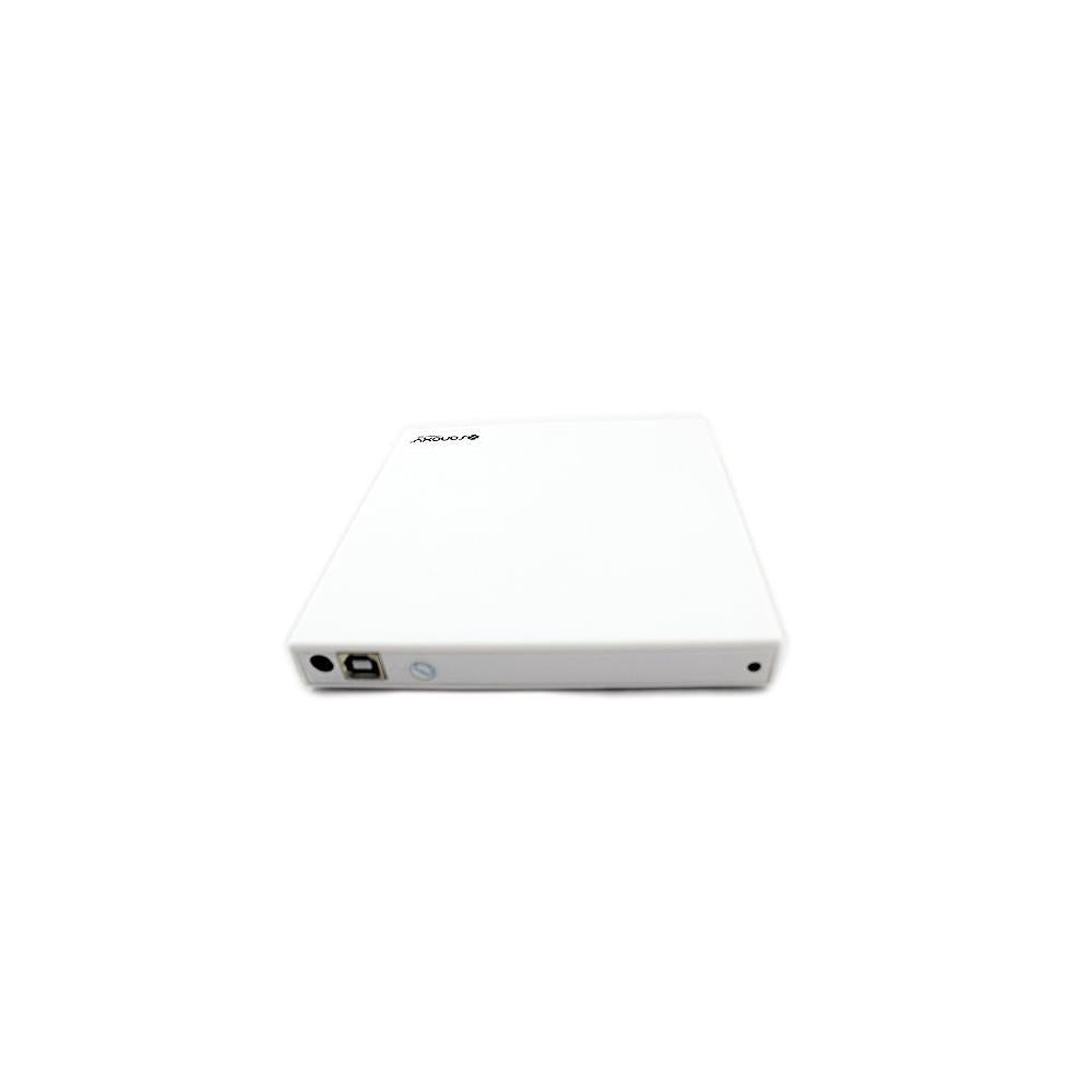 SANOXY SANOXY_USB2-CDDVDCOMBO-WE Slim USB 2.0 External Portable, White