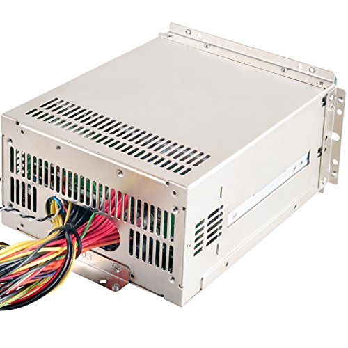 SilverStone Technology Gemini 400+400W PS2 Mini Redundant Power Supply 80 Plus Silver PS-GM400-S