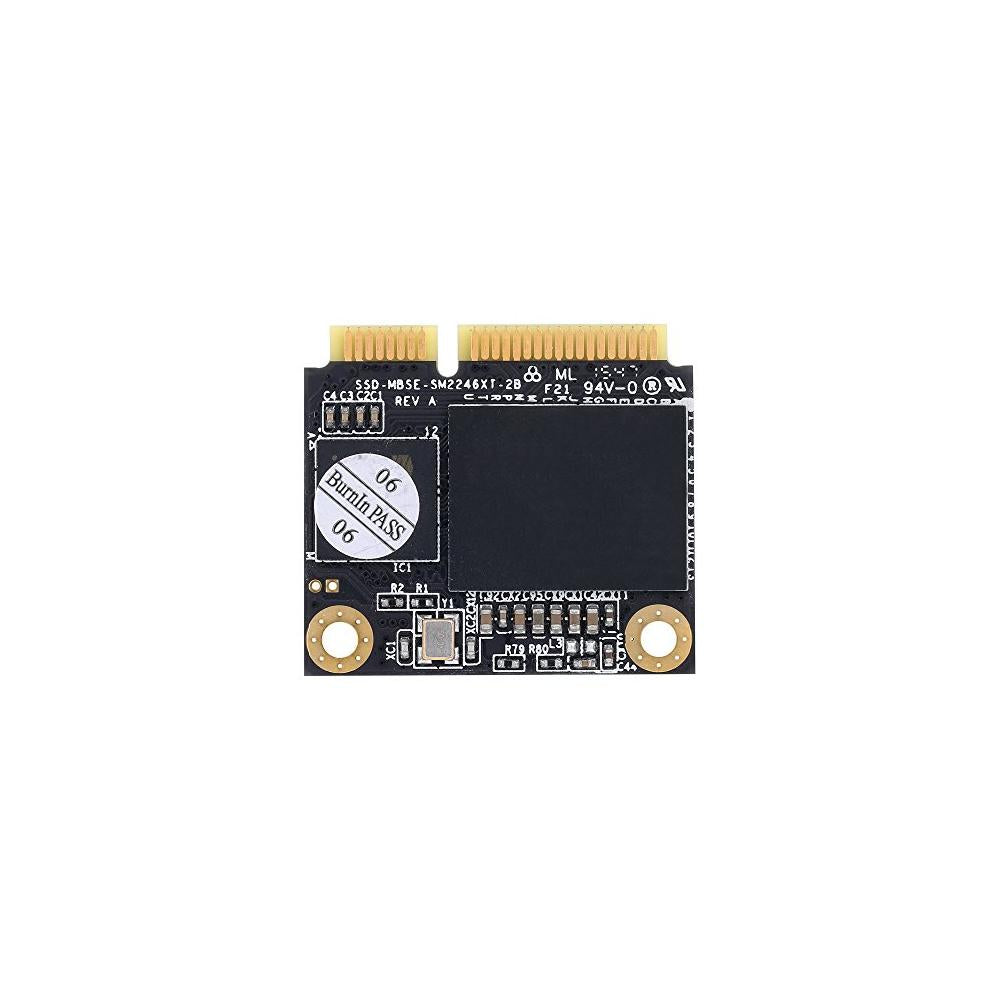 KingSpec (MSH-256) 256GB Half Size mSATA MINI PCI-E MLC SSD (Upgrade Controller)