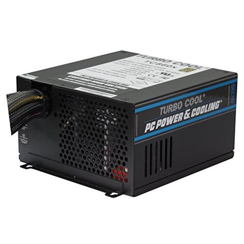 PC Power & Cooling Turbo-Cool Series 860 watt (860W) 80+ Gold Active PFC Industrial Grade ATX PC Power Supply 7 Year Warranty FPS0860-A4H0X