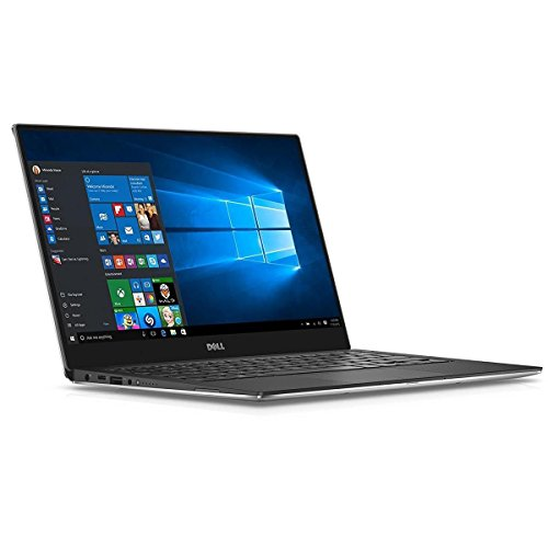 "Newest Dell XPS 9360 13.3"" QHD (3200 x 1800) Touchscreen Flagship High Performance Backlit Keyboard Laptop PC, Intel Core i7-7500U Dual-Core, 8GB RAM, 256GB SSD, Bluetooth 4.1, 802.11ac, Windows 10"