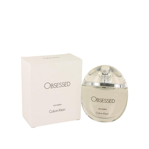 Obsessed de Calvin Klein Eau De Parfum Spray 100ml/3.4oz para Mujer