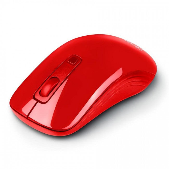 MOUSE VORAGO MO-102 ROJO OPTICO ALAMBRICO