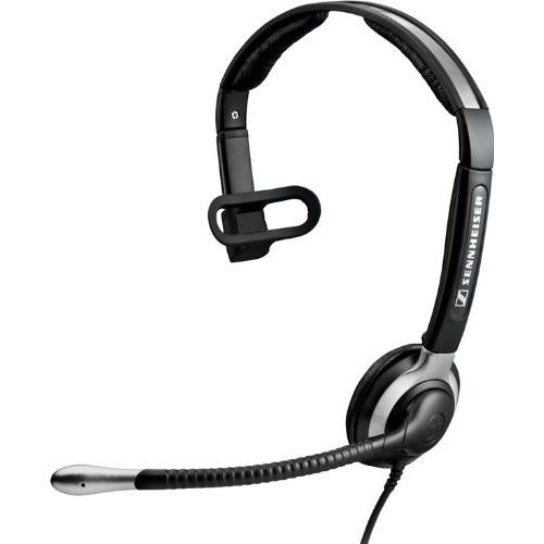 Sennheiser 005357 CC 510 Headset - Mono - Wired - 300 Ohm - 300 Hz - 3.40 kHz - Over-the-head - Monaural - Semi-open - 3.28 ft Cable - Noise Cancelling Microphone