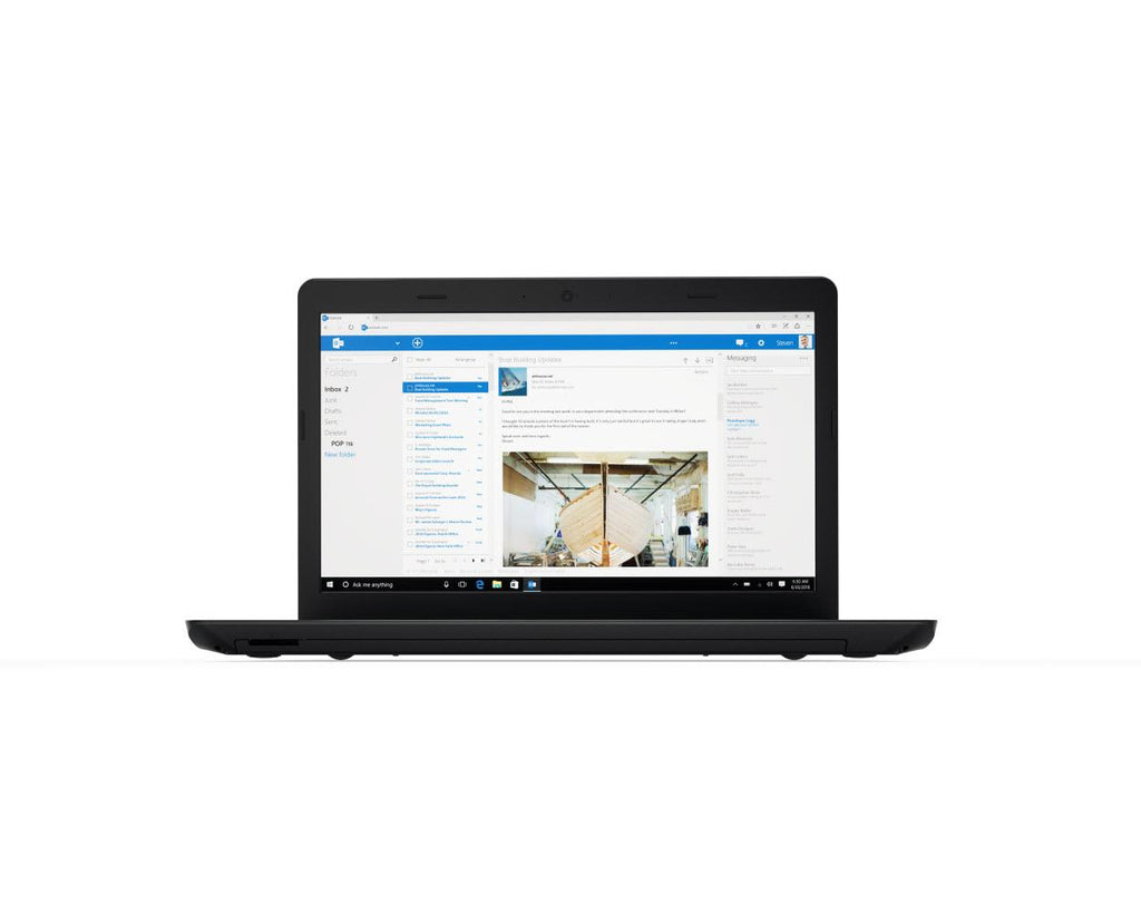 Thinkpad E570, Core I5-7200U, W10P64En, 8.0Gb, 1X256Gb Ssd Pcie, 15.6 Fhd Ips 19