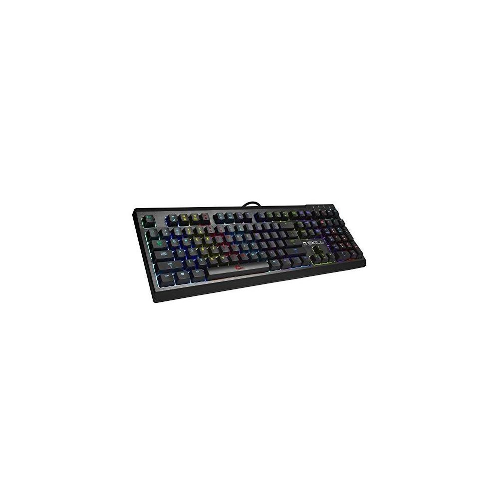 G.Skill RIPJAWS KM570 RGB Mechanical Gaming Keyboard, Cherry MX Blue