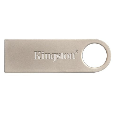 Kingston Digital DataTraveler SE9 32GB USB 2.0 (DTSE9H/32GB) 32GB (2 pack) Flash Drive Jump Drive Pen Drive - w/ (1) Everything But Stromboli (TM) Lanyard