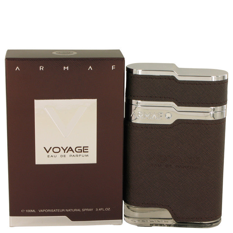Armaf Voyage Brown by Armaf Eau De Parfum Spray 100ml/3.4oz Para Mujer