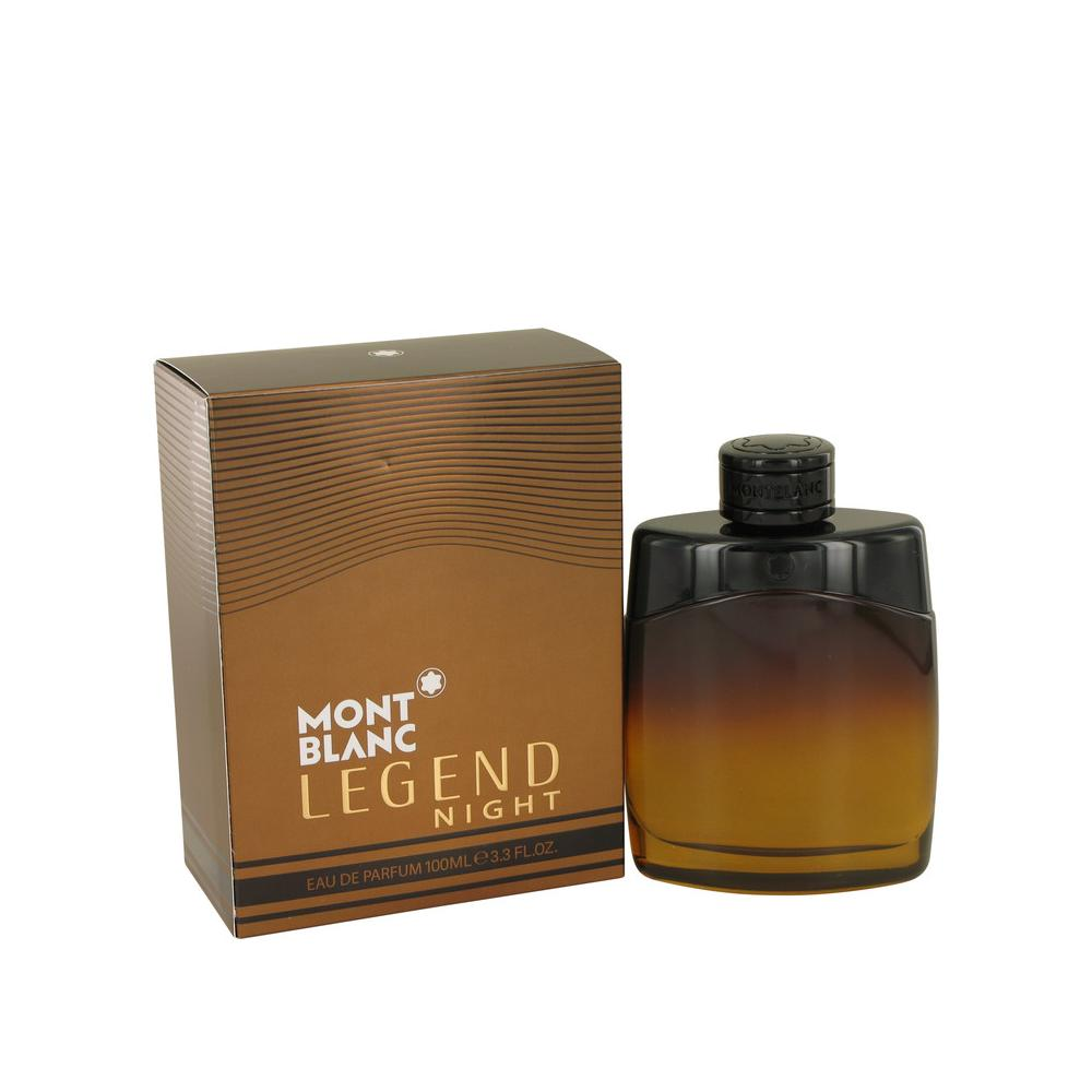 Montblanc Legend Night de Mont Blanc Eau De Parfum Spray 100ml/3.3oz para Hombre