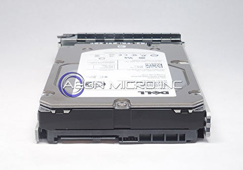 "J6RTX - DELL 8TB 7.2K SATA 3.5"" 6Gb/s HDD KIT For 13th Generation Servers Poweredge T330, T430, T530, T630, R230, R330, R430, R530, R630, R730, R730XD, R930, PowerVault MD1220, MD1420 , MD3420"