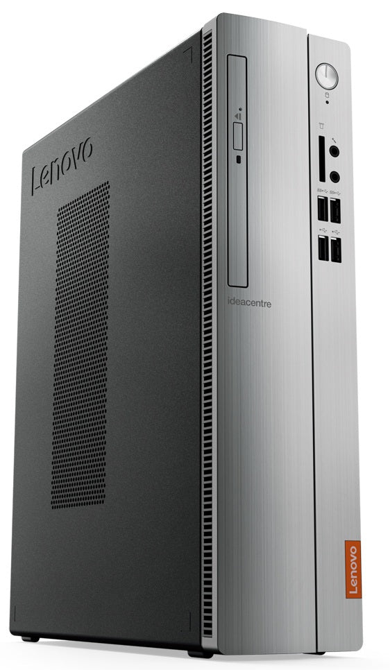 Lenovo 90G90020US IdeaCentre 310s Desktop PC with AMD A9-9430, 8GB 1TB HDD