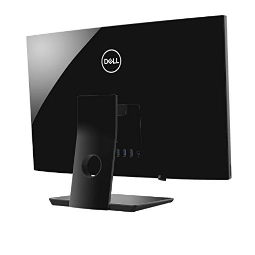 "Dell i3477-5852BLK-PUS Inspiron AIO 3477 - Narrow Border Touch Display - 7th Gen Intel Core i5 Processor - 8GB Memory - 1TB HDD - Intel HD Graphics 620, 23.8"", Black"