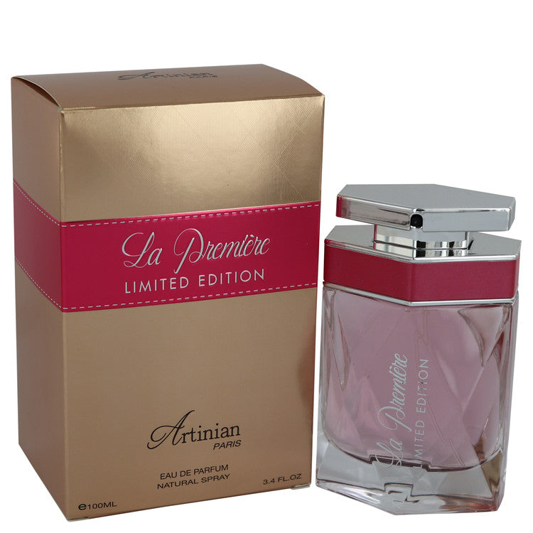 La Premiere by Artinian Paris Eau De Parfum Spray (Limited Edition) 100ml/3.4oz Para Mujer