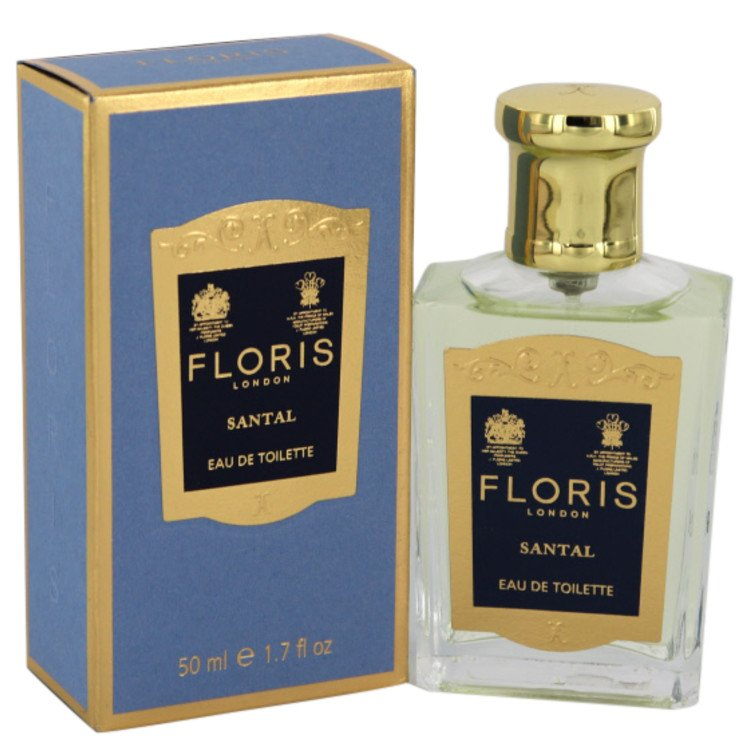 Floris Santal by Floris Eau De Toilette Spray 50ml/1.7oz Para Hombre