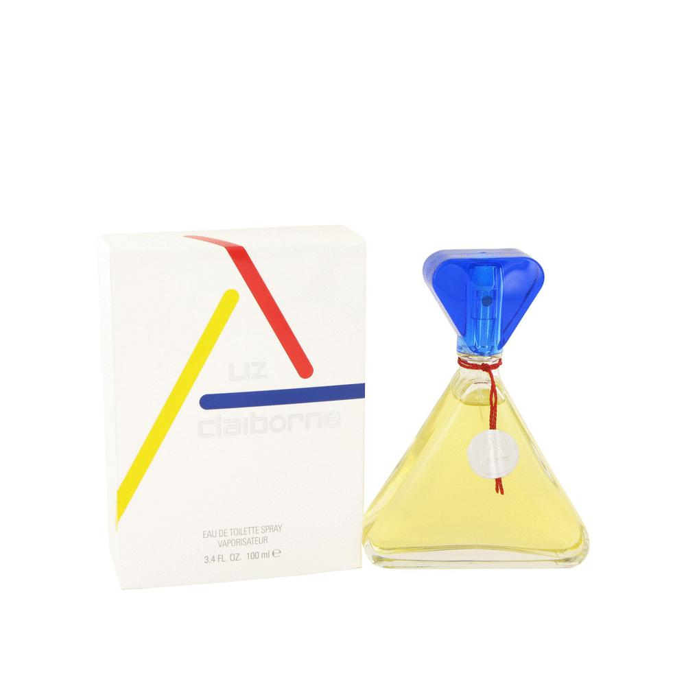 CLAIBORNE  Liz Claiborne Eau De Toilette Spray (Glass Bottle) 100ml/3.4 oz para Mujer