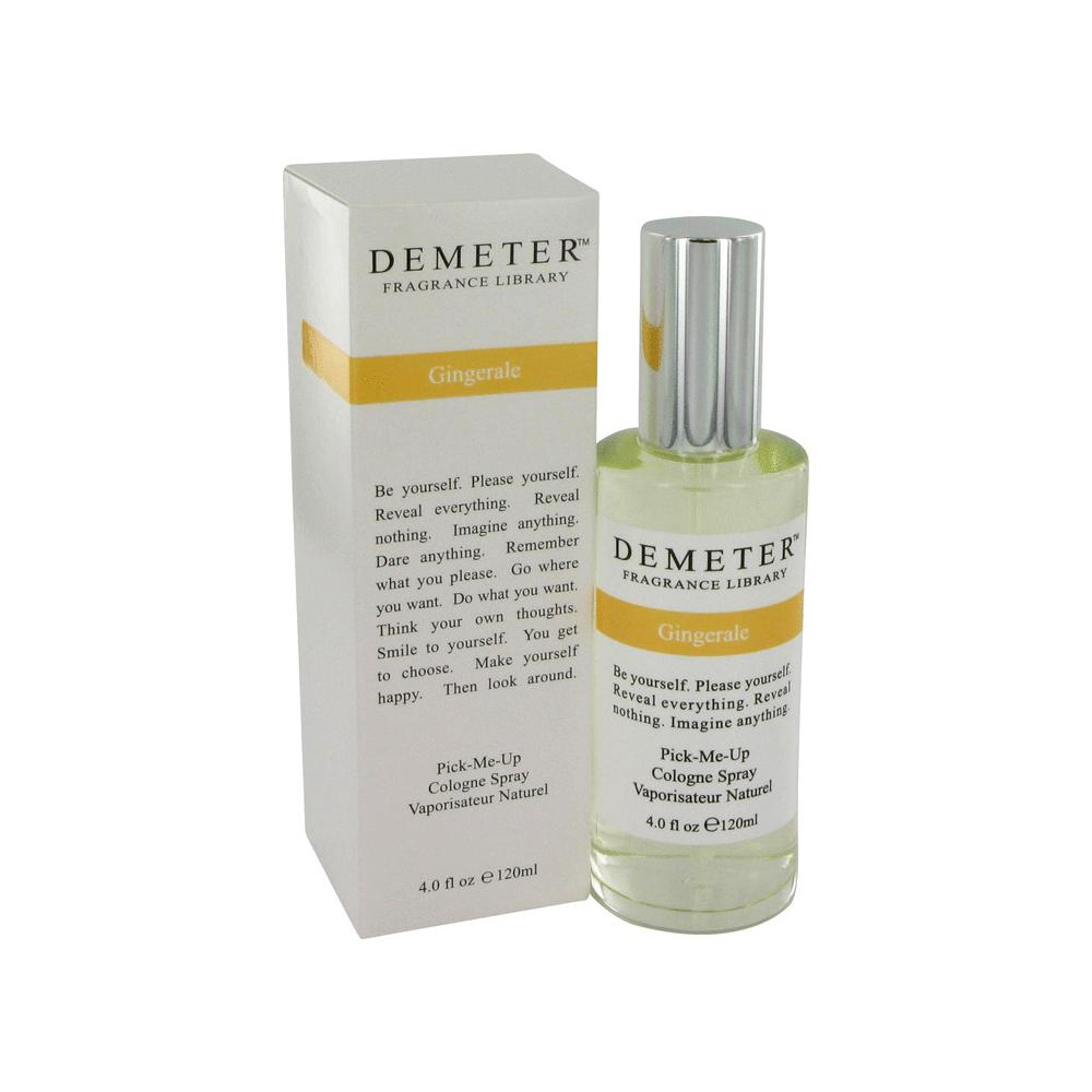 Demeter por Demeter Gingerale Cologne Spray 120ml/4oz para Mujer