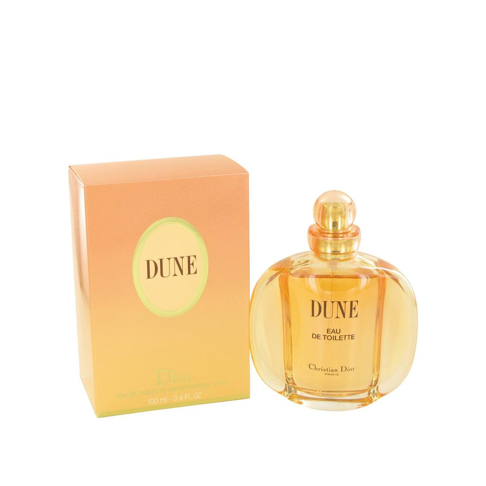 Dune Christian Dior Eau De Toilette Spray 100ml/3.4oz Para Mujer