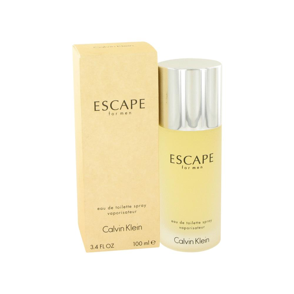 Escape de Calvin Klein Eau De Toilette Spray 100ml/3.4oz Para Hombre