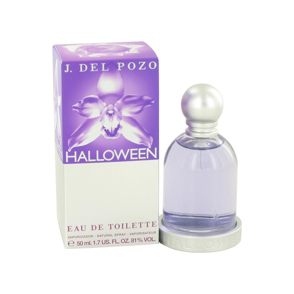 Halloween de Jesus Del Pozo Eau De Toilette Spray 50ml/1.7oz Para Mujer