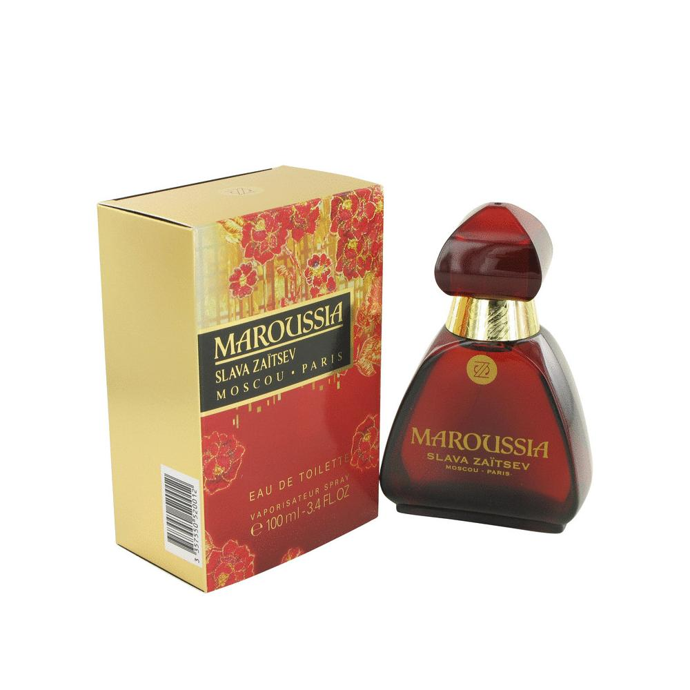 Maroussia by S. Zaitsev Eau De Toilette Spray 3.4 oz For Women