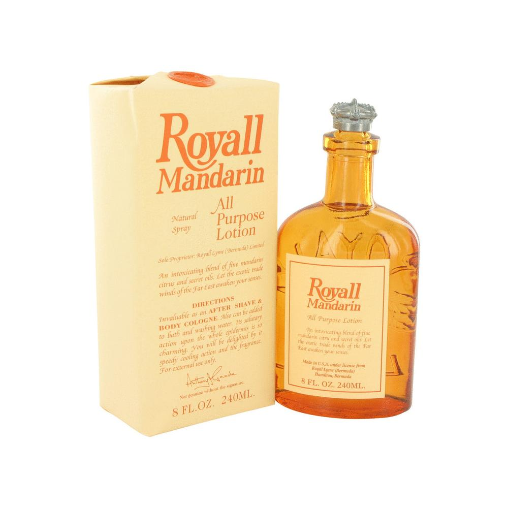 Royall Mandarin de Royall Fragrances All Purpose Lotion/Cologne 240ml/8oz para Hombre