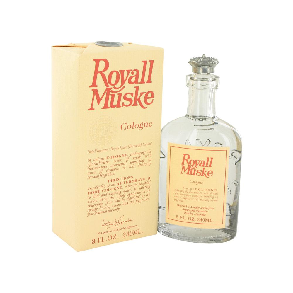 Royall Muske de Royall Fragrances All Purpose Lotion/Cologne 240ml/8oz para Hombre