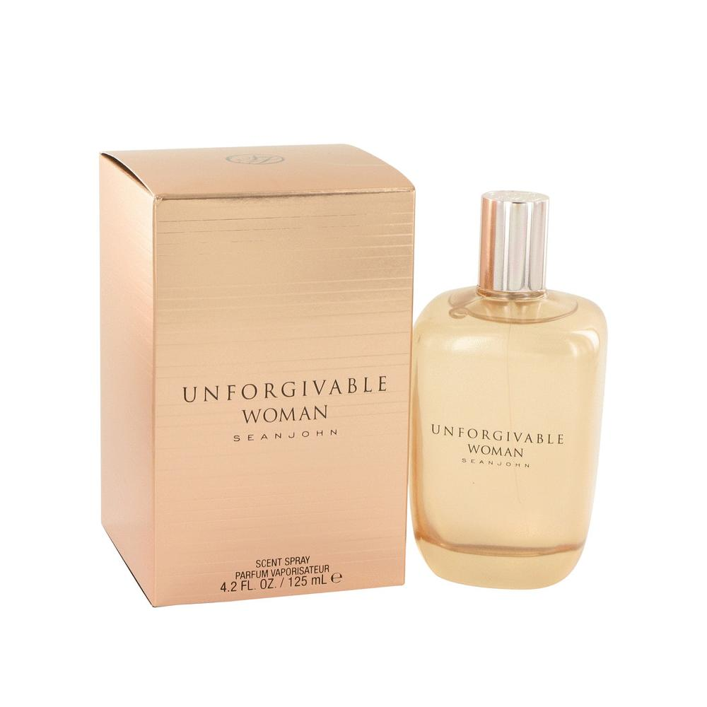 Unforgivable de Sean John Eau De Parfum Spray 125ml/4.2oz para Mujer