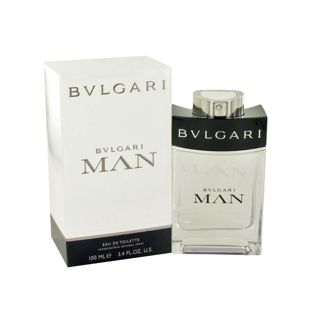 Bvlgari Man de Bvlgari Eau De Toilette Spray 100ml/3.4oz Para Hombre