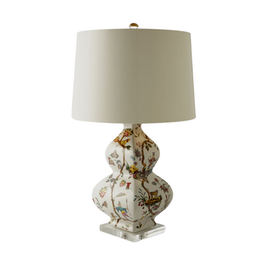 Chinoiserie Gardens Table Lamp