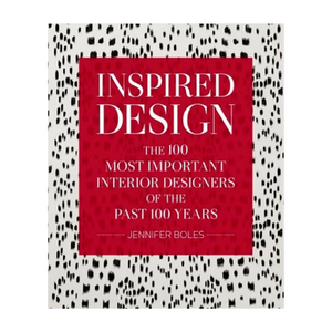 """Inspired Design: The 100 Most Important Designers of the Past 100 Years"""