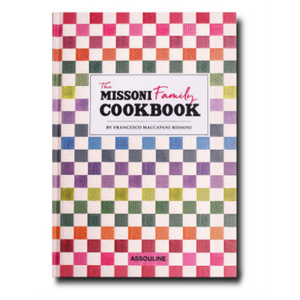"""The Missoni Family Cookbook"""