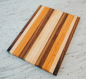 Maple | Walnut | Cherry Cutting Board