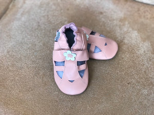 Pre walker shoes - Pink summer sandal