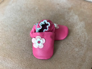 Pre walker shoes - Chloe (Pink)