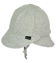 Bedhead Legionnaire hat with strap - Grey marle