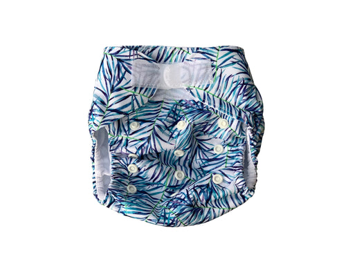 *NEW* Velcro Swim Nappy - Bahama