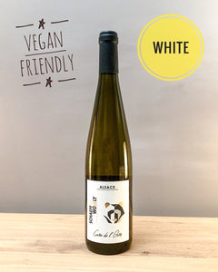 Delicious organic White wine - Schaeffer Woerly Alsace nfizz wines