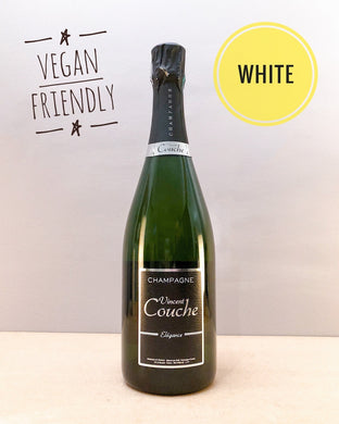 Delicious biodynamic Champagne - Vincent Couche nfizz wines