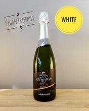 delicious biodynamic and vegan sparkling wine - cremant de Die nfizz wines